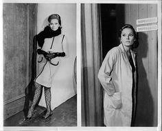 'Memorandum for a Spy' 1965 Felicia Farr, Spy, Coat, Jackets, Posters, Fashion, Down Jackets, Moda, Sewing Coat