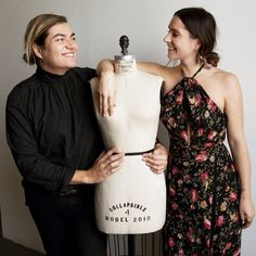 Our designer Pia in the Tracy Dress. https://www.thereformation.com/products/tracy-dress-carondelet?utm_source=pinterest&utm_medium=organic&utm_campaign=PinterestOwnedPins