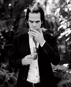 Nick Cave #13 of a list of 60 weird men