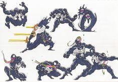 venom_Spider-man_Doodles_04_Aug2012 by AlexBaxtheDarkSide on deviantART