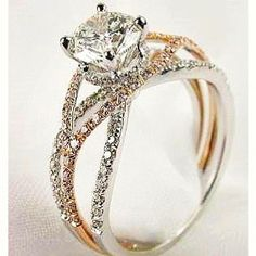 My Dream Engagement Ring And Wedding Band 3 A