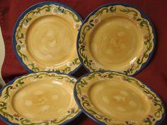 Tuscan Olive\' Dinnerware Set #TuscanyAgriturismoGiratola | Under the ...