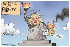 CNA: La Erupción del Escándalo de la Fundación Clinton es sin duda un gran…