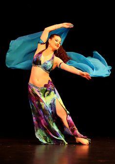 Romantic dancer