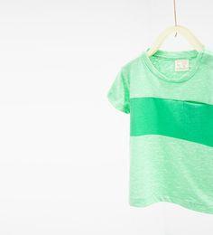 Colourful band T-shirt