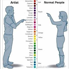 Color theory ;)