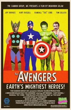 Fantasy Casting Posters Reimagine Classic Sci-Fi Films