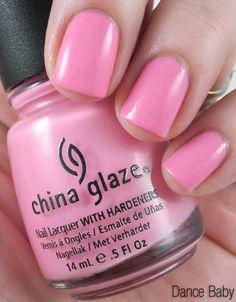 China Glaze Dance Baby   #EssentialBeautySwatches   BeautyBay.com