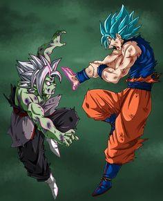 Goku's Hakai by SchismArt17