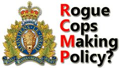 Rogue-Cops-Making-Policy Cops, Rogues, Police, Law Enforcement