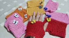 Mitones Fingerless Gloves, Arm Warmers, Crochet Mittens, Christmas Presents, Fingerless Mitts, Fingerless Mittens