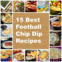 With college and professional football season just days away from its official start, these chip dips are a necessity for hosting a football season kickoff party, or to have nothing between you and your sweet, glorious, high-def TV filled with amazing football games except these delicious, comfort dips. These quick, easy, and delicious chip and dip recipes will complete the tailgate experience you have been imagining since our last glimpse of football in February.