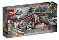Original Jurassic Park LEGO set revealed, along with more from Jurassic World: Fallen Kingdom [News]