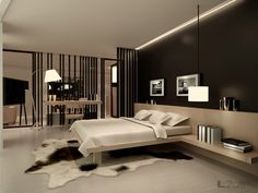 Gateway apartments | L2ds – Lumsden, Leung design studio. Modern bedroom