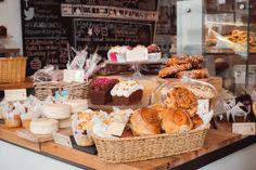 Inside Tufnell Park's Bunny Little's Bakery
