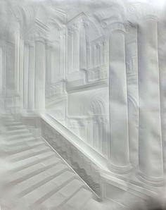 Έργα τέχνης από τσαλακωμένο φύλλο χαρτιού | Otherside.gr (9)