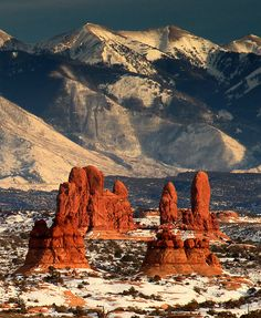 Arches National Park; photo by .Jason Branz