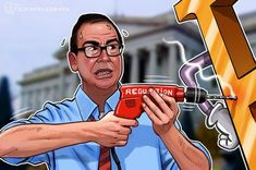 US Treasury Secretary Addresses Anonymity, Sanctions And Digital Currencies https://cointelegraph.com/news/us-treasury-secretary-addresses-anonymity-sanctions-and-digital-currencies?utm_campaign=crowdfire&utm_content=crowdfire&utm_medium=social&utm_source=pinterest