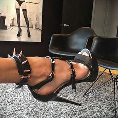 Ruthie Davis Spike Heels