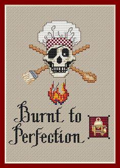 Burnt to Perfection-Sue Hillis