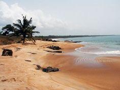 Grand Béréby Liberia, Ivory Coast, Congo, Ghana, Beach, Outdoor, Africa, Outdoors, The Beach