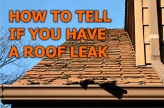How to Check Your Roof forLeaks - EMERGENCY WATER AND SMOKE REMOVAL BLOG - Atlanta Fire, Water & Storm Damage Restoration | Champion Construction Systems
