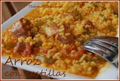 Arroz con Costilitas Thermomix