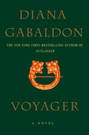 Voyager | http://paperloveanddreams.com/book/419278687/voyager | BONUS: This edition contains an excerpt from Diana Gabaldon's Drums of Autumn. From the author of the breathtaking bestsellers Outlander and Dragonfly in Amber,  the extraordinary saga continues. Their passionate encounter happened long ago by  whatever measurement Claire Randall took.  Two decades before, she had traveled back  in time and into the arms of a gallant eighteenth-century Scot named Jamie Fraser.   Then she…