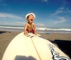 My new generation😁🏄🏄