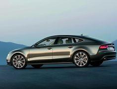 A7 Sportback Audi concept - http://autotras.com