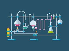 Buy Chemical Laboratory Equipment Objects by on GraphicRiver. Flat vector illustration of chemical laboratory equipment objects with a series of flasks and beakers various shapes. Abstract Science, Science Clipart, Chemical Engineering, Engineering Quotes, Engineering Projects, Physics And Mathematics, Lab Equipment, Medical Equipment, Chemistry Experiments