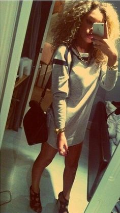 sweaters dresses dolled upppp, winter stylin.