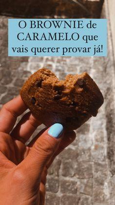 #Brownie de #Caramelo #Salgado (com #CBD) 😍👇🏽😱