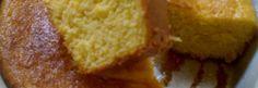 Bolo de flocos de milho