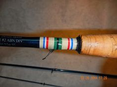 It has been awhile, but since this is a blog about rod building or that is what it started as any way, thought I would post my latest rod. ...