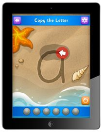 Techie Mum: App review: Eggy Alphabet