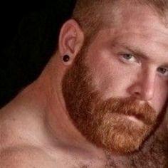 Hairy Hunks, Hunks Men, Hairy Men, Bearded Men, Hot Ginger Men, Ginger Beard, Great Beards, Awesome Beards, Moustaches
