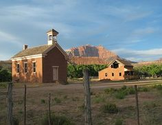 Top five (lesser known) outdoor destinations from St. George. Grafton Ghost town, located just outside of Zions.