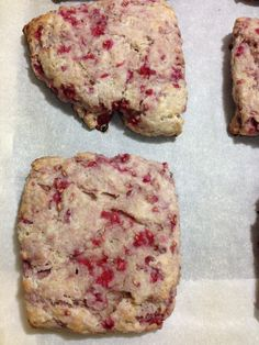 ... Scones on Pinterest | Strawberry scones, Pumpkin scones and Orange