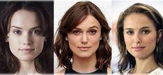 . Daisy Ridley, Keira Knightley & Natalie Portman proof Rey is a skywalker