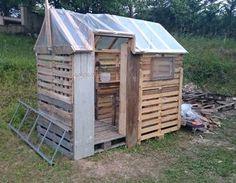petite serre de jardin on pinterest serre de jardin une serre and greenhouses. Black Bedroom Furniture Sets. Home Design Ideas