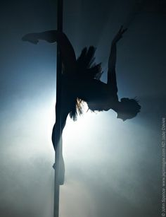 Ballet pole