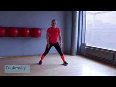 Aktiivinen alkulämmittely palloilulajeihin - YouTube