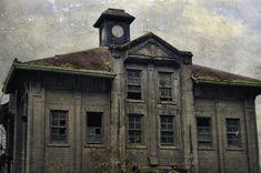 Insane Asylum In Portland Oregon   Old port building, Portland, OR by Kevanaponte , on Flickr