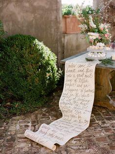 Fairytale Wedding Inspiration   Ideas