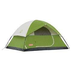 Coleman 4 Person Tent Outdoor Camping Hiking New Large Comfortable