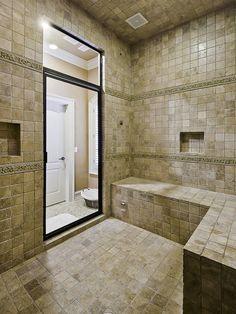 34 best Steam Rooms images on Pinterest | Modern bathrooms, Bathroom ...