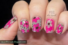 Vic and Her Nails