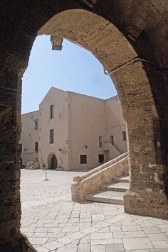 Taranto, former colony of Magna Greece, now has over 200,000 inhabitants, in Apulia_ Italy