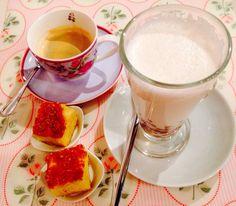 Photo de Ginger Bread - Brugge, West-Vlaanderen, Belgique. Amazing hot chocolate!